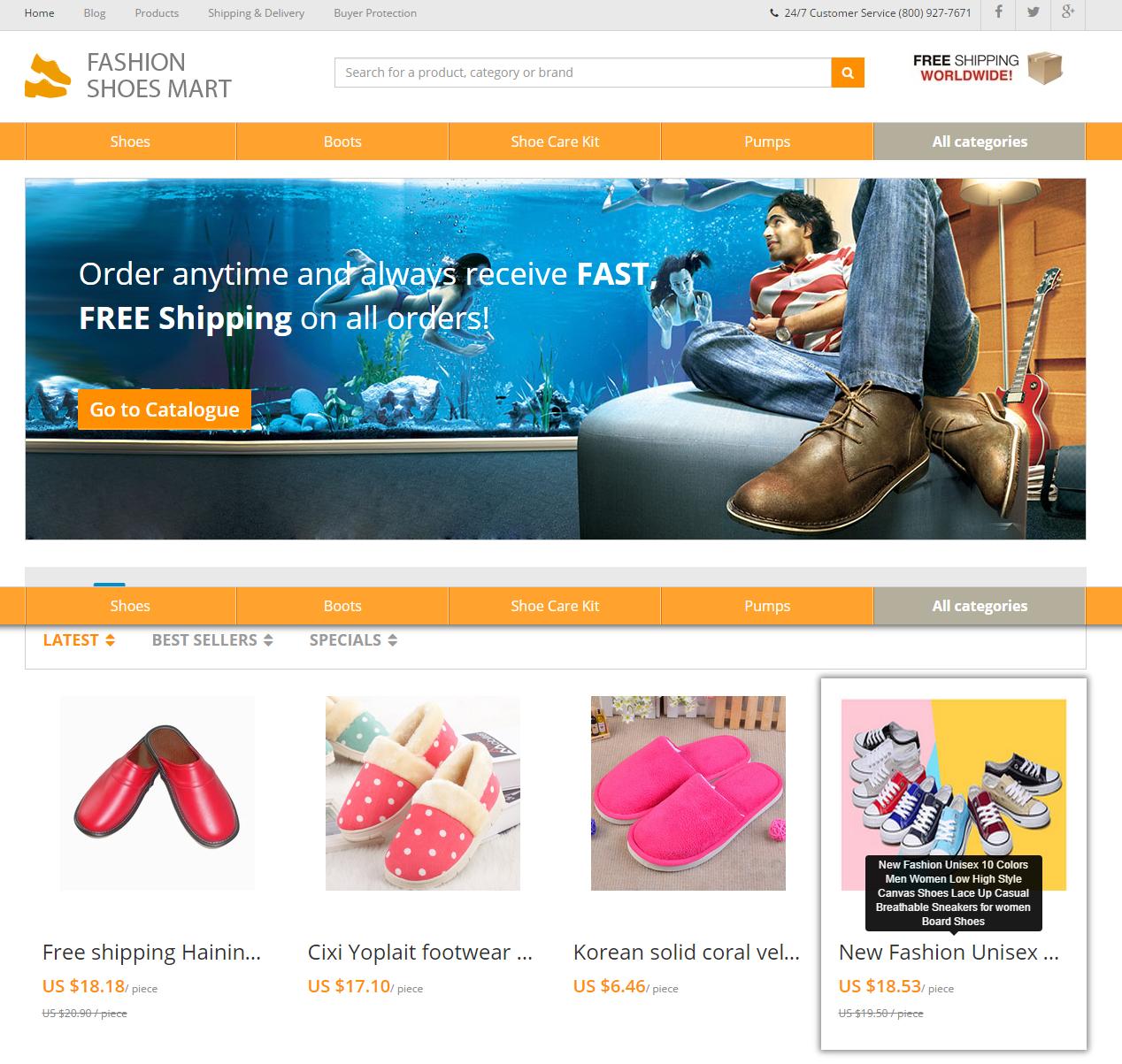 affiliate web design