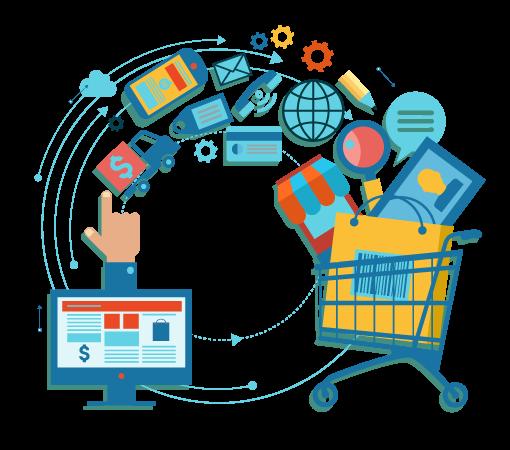 """Резултат с изображение за """"online shopping"""""""