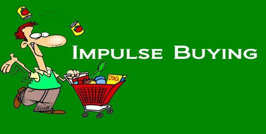 Impulse purchase in affiliate store